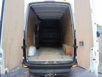 Van and man Will do all kind of deliveries in Eastmidlands area for an affordable prices
