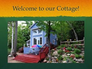 Cottage for Rent, 20 minutes from Ottawa on secluded lake.