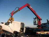 scrap cars for free collection only