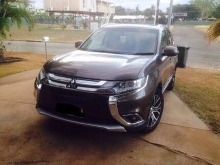 Mitsubishi Outlander 4x4 - Immediate Sale