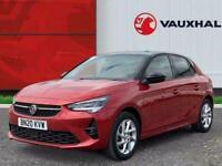 2020 Vauxhall CORSA 5 DOOR 1.2 Turbo Sri Hatchback 5dr Petrol Manual s/s 100 Ps