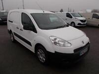 Peugeot Partner L2 750 S 1.6 Hdi 92 Van DIESEL MANUAL WHITE (2013)