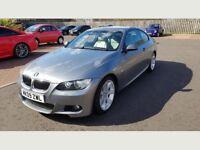 BMW 3 Series 3.0 325d M Sport 2dr. Excellent condition
