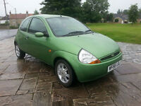 2006 FORD KA STYLE MOT 28 Sep 2016 drives well full v5