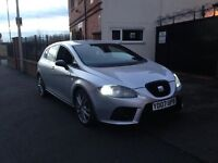 2007 07 SEAT LEON CUPRA 2.0 TFSI 320 BHP 6 SPEED MANUAL