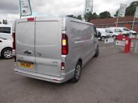 Vauxhall Vivaro 2900 1.6Cdti 115Ps Sportive H1 Van DIESEL MANUAL SILVER (2016)