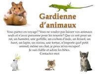 Gardienne d'animaux