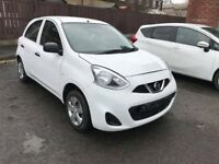 2015 Nissan Micra Visia, BARGAIN!!! cheapest on the net with 40000 miles, £30 Year Road Tax, BARGAIN