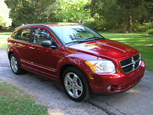 2007 Dodge Caliber R/T AWD TOIT CUIR SYST BOSS AUTOMATIQUE
