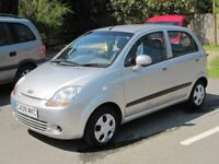 VERY LOW MILEAGE 2008 MATIZ 1.0 SE, 67 MPG, LOW INSURANCE, SUPERB, LONG MOT, PART-EXCHANGE WELCOME