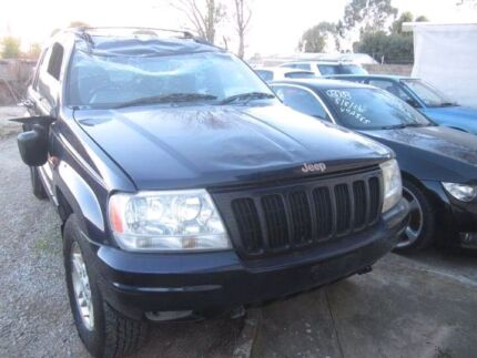 JEEP Parts WG WJ Sunshine Brimbank Area Preview