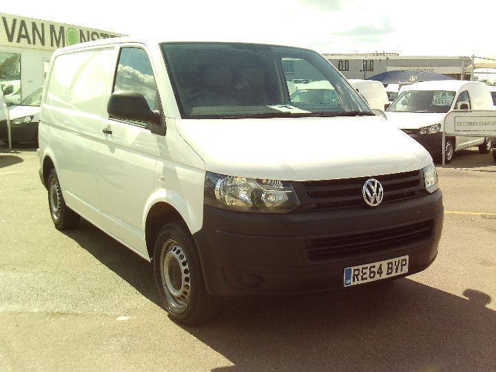 Volkswagen Transporter T28 SWB STARTLINE TDI 102PS VAN DIESEL MANUAL (2014)