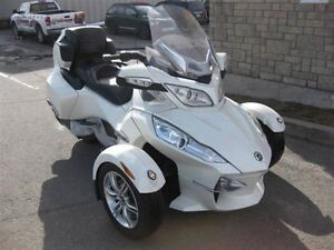 CanAm Spider Limited 2011