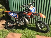 KTM 50 SX Anula Darwin City Preview