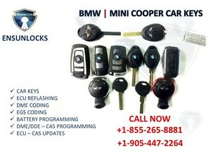 Bmw CAR KEYS MADE - CALL: 1-855-265-8881