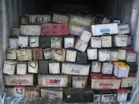 cash paid for scrap cars batterys and alloys
