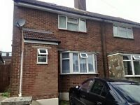 Large 2 bed house h/a for exchange not rent !