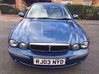 Jaguar x type 2.5 v6 AWD