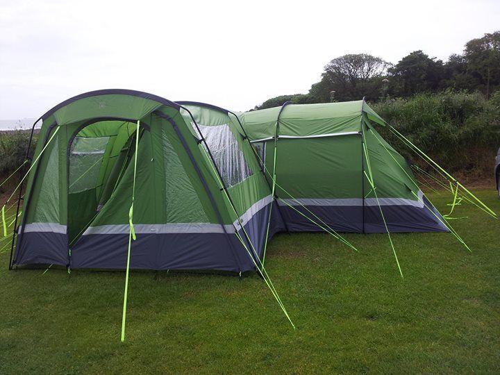 Kalahari Elite 8 Tent With Porch Footprint Groundsheet