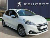 2016 Peugeot 208 1.2 PURETECH 82PS ALLURE 3DR Hatchback PETROL Manual