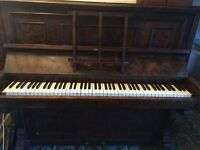 PIANO FREE TO COLLECTOR