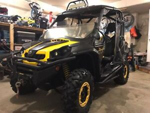 2011 Can-Am Commander Side by Side