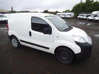 Fiat Fiorino 1.3 16V Multijet Sx Van Start Stop DIESEL MANUAL WHITE (2012)