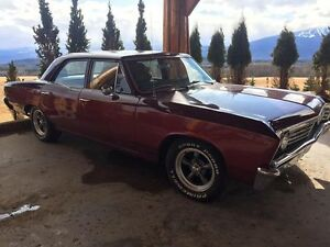 Car for Sale- 1966 Chevelle