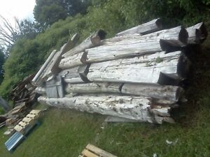 Reclaimed barn beams for sale