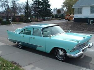 "1957 Plymouth Savoy ""Survivor Car"""