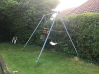 tP double swing frame