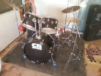Looking to trade, Set of CB Drums