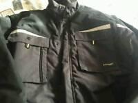 Mens Dunlop jacket large new