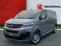 2021 Vauxhall Vivaro 2.0 Turbo D 3100 Sportive Panel Van 5dr Diesel Manual L1 H1