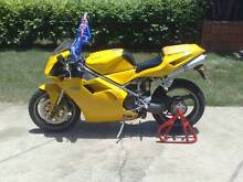 Ducati 996 for sale - good condition Bowen Hills Brisbane North East Preview