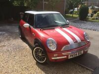 BMW Mini one 1.6 04 plate, sold as seen, no problems with engine
