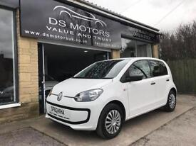 2013/63 Volkswagen up! 1.0 ( 60ps ) 2013MY Take Up/ 5 Door White