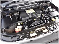 GENUINE LAND ROVER RANGE ROVER L322 3.6 TDV8 BARE TIMED ENGINE WITH INJECTORS