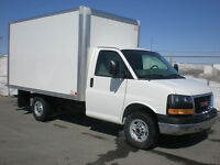 SHORT NOTICE-man with big cargo van-save$$$-416-305-0052