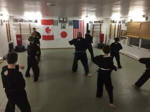 Self Defence & Fitness Classes!