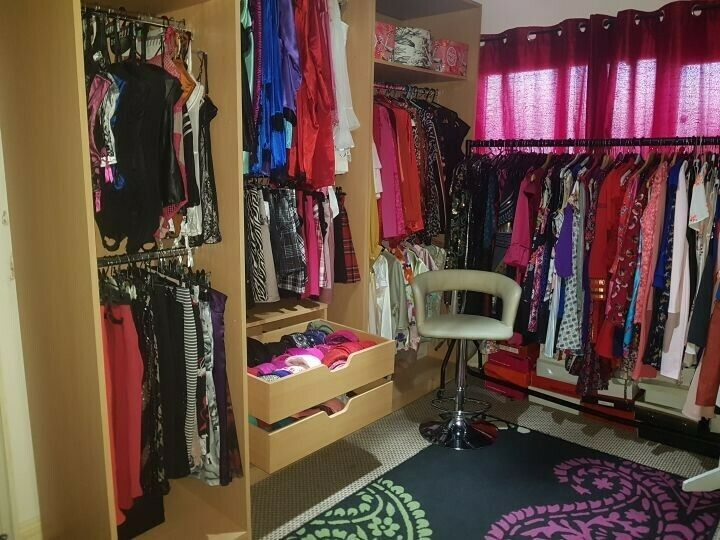 Lots of dresses and Lingerie for sale