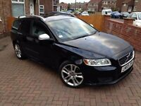 Volvo V50 2.4 D5 R-Design SE Geartronic 5 door. A powerful and reliable auto estate