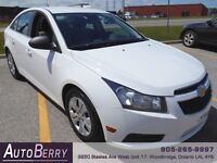 2012 Chevrolet Cruze LS *** Certified and E-Tested *** $9,999