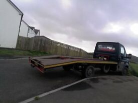2.8 iveco 8-9mmot recovery truck