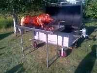 Pig Roasts  Pigging out all the way  catering services