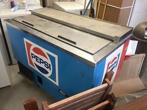 Pepsi cooler $250.  See other ads please