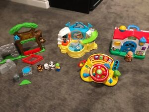 Assorted Toy Bundle Baby/Toddler