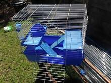 Guinea Pig Cage Corlette Port Stephens Area Preview