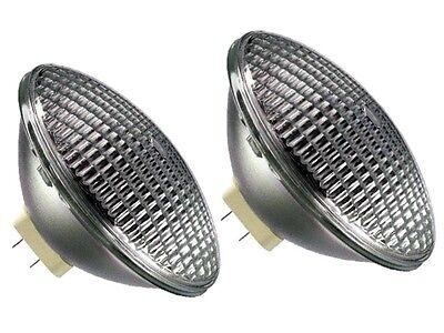 2 x PAR 56 230V 300W BULB PAR56 CAN REPLACEMENT LAMP NEW