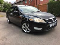 Ford Mondeo 1.8 TDCi Zetec 5dr HIGH MILAGE BUT FULL MAIN DEALER HISTORY